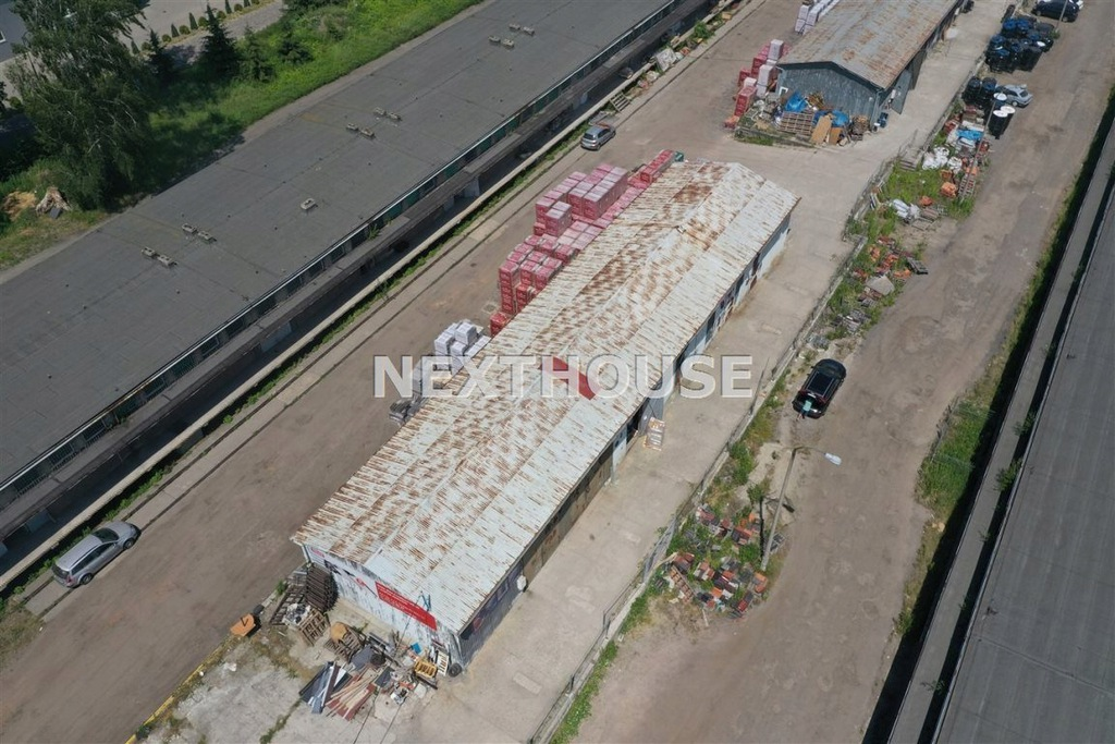 Magazyn Gliwice, 502,00 m²