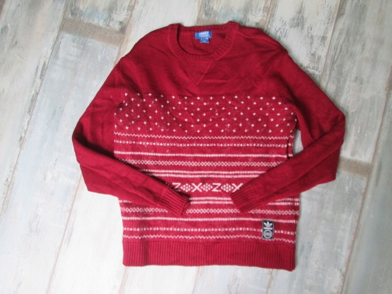 ADIDAS___męski sweter___XL