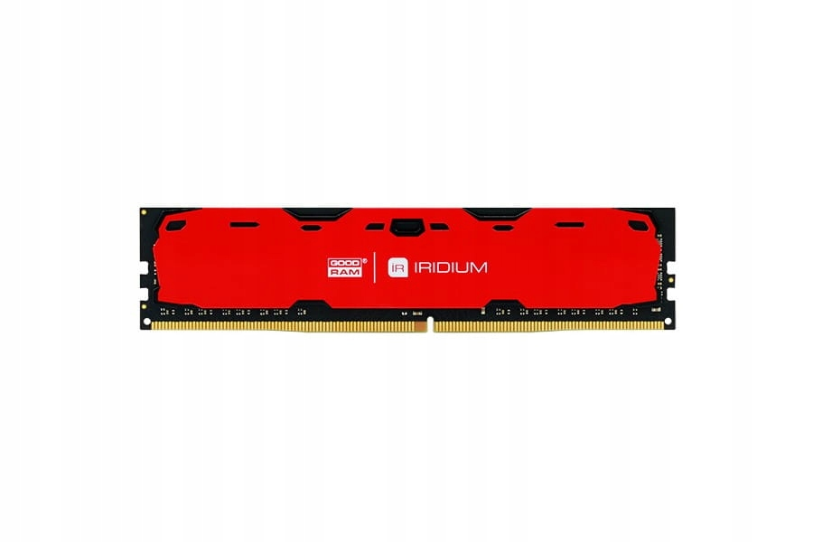 GOODRAM DDR4 IRIDIUM 8GB/2400 15-15-15 1024*8 Czer