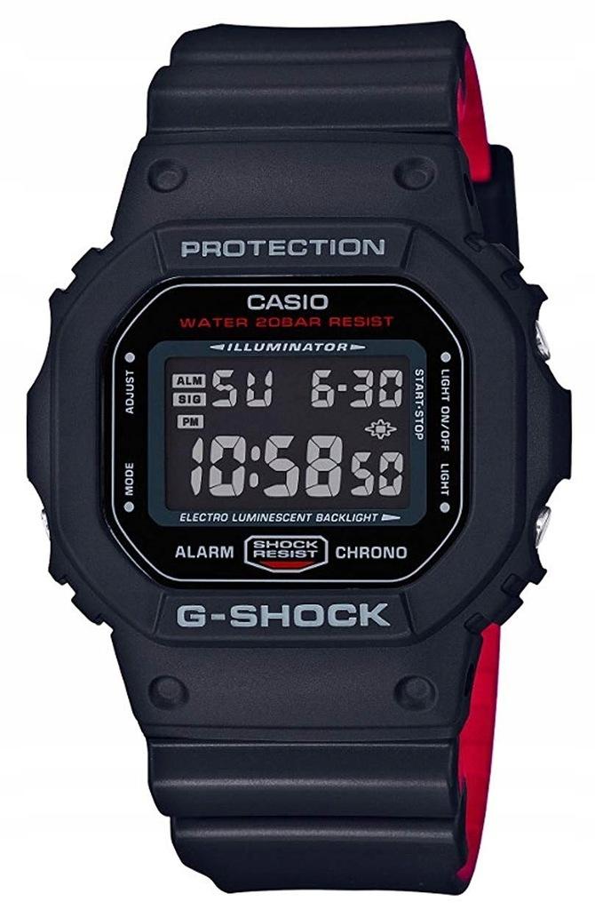 Zegarek CASIO DW-5600HRGRZ-1ER G-SHOCK 20 ATM