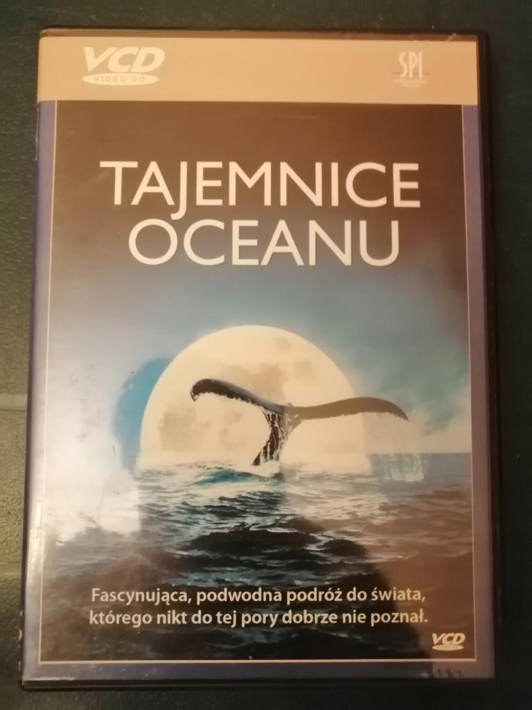 TAJEMNICE OCEANU 2 VCD BDB