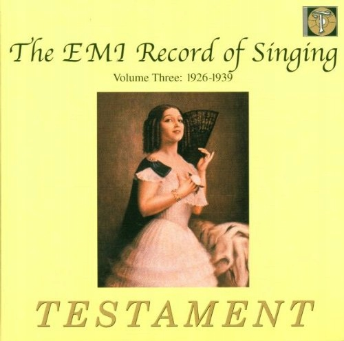 Record of Singing Vol3