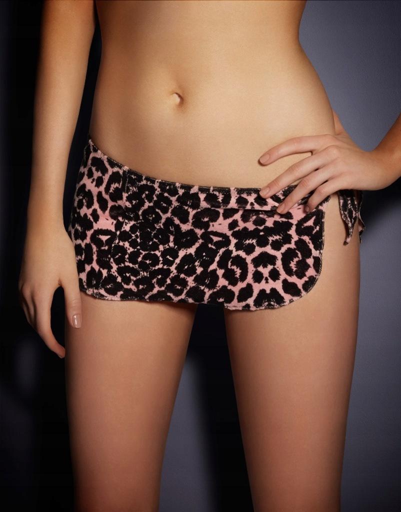 Spódniczka bikini lampart TABBY (S/M)