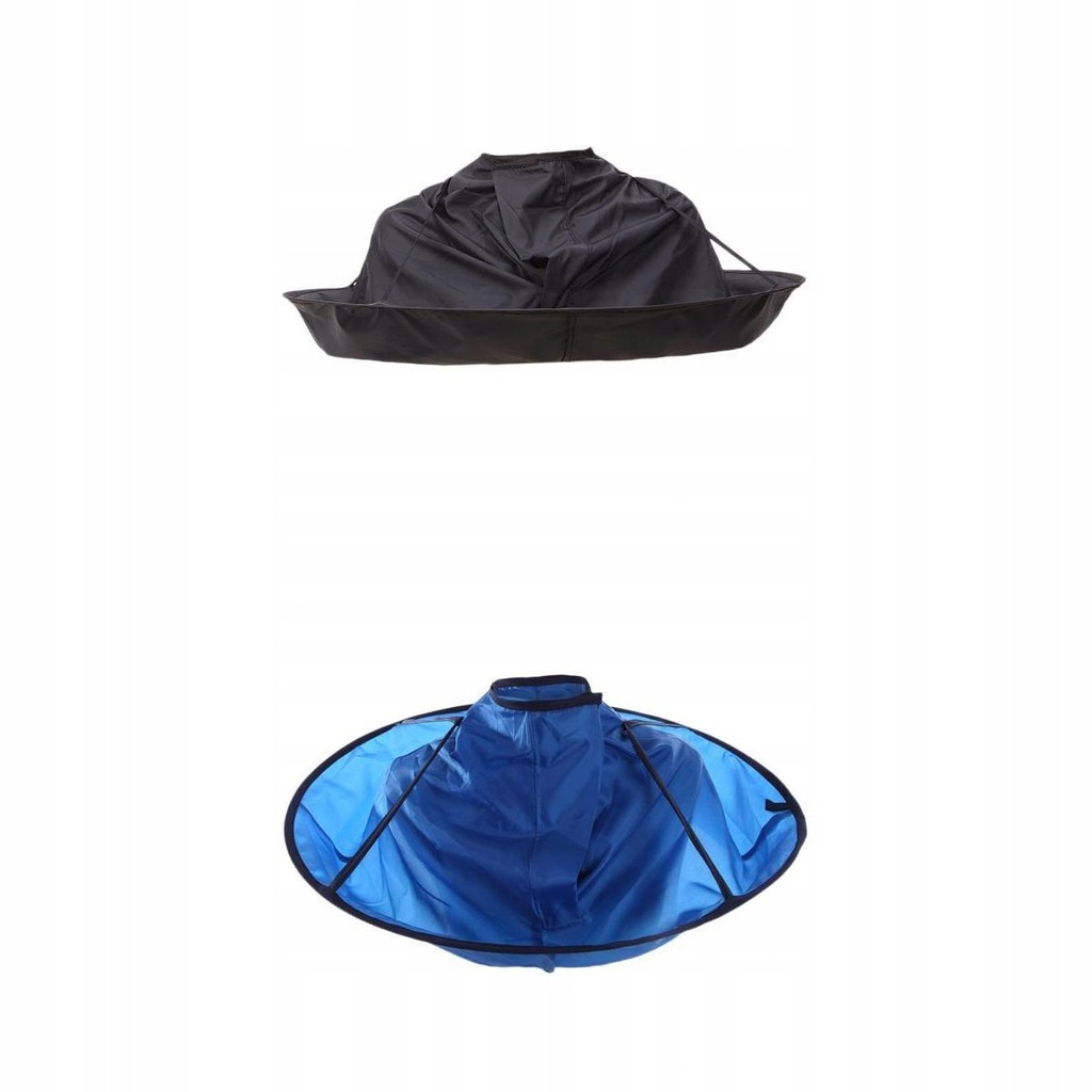 2 sztuk DIY do cięcia włosów parasol Cape