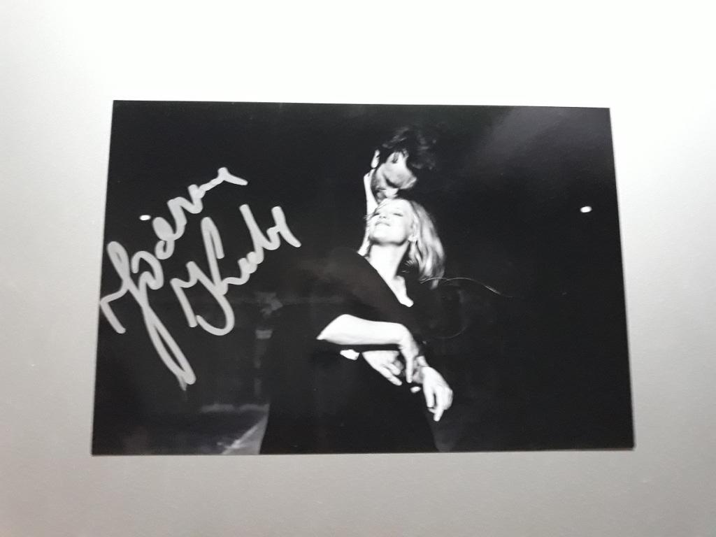 JOANNA KULIG- autograf
