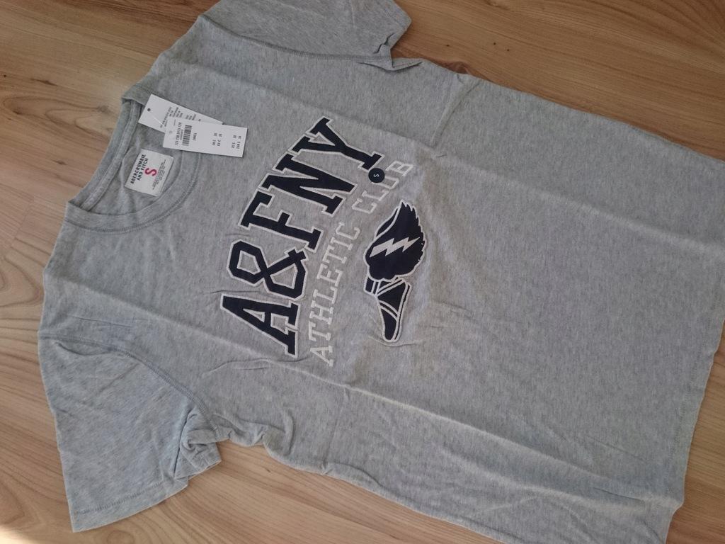 NOWA koszulka abercrombie&fitch S hollister gr
