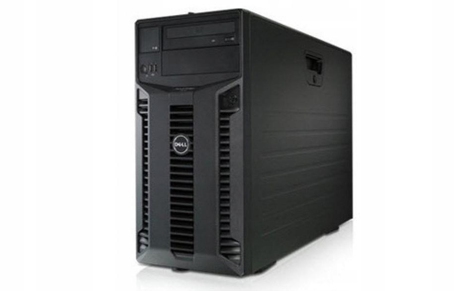 DELL T410 2x XEON X5675 32Gb 4x250GB PERC H700