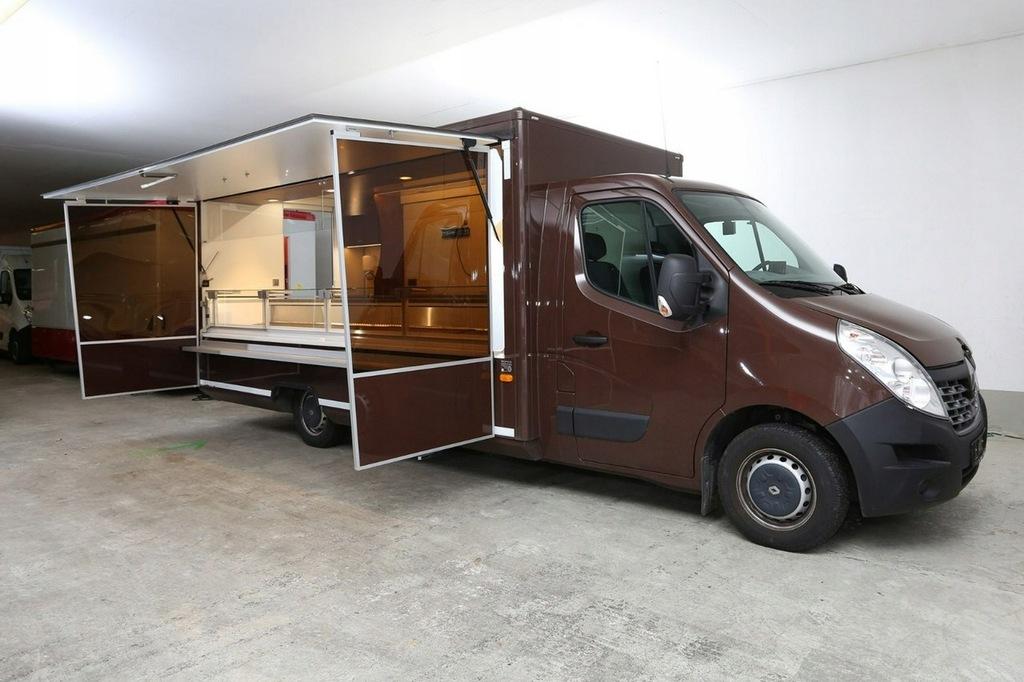 Autosklep Gastronomiczny Foodtruck food truck Borc