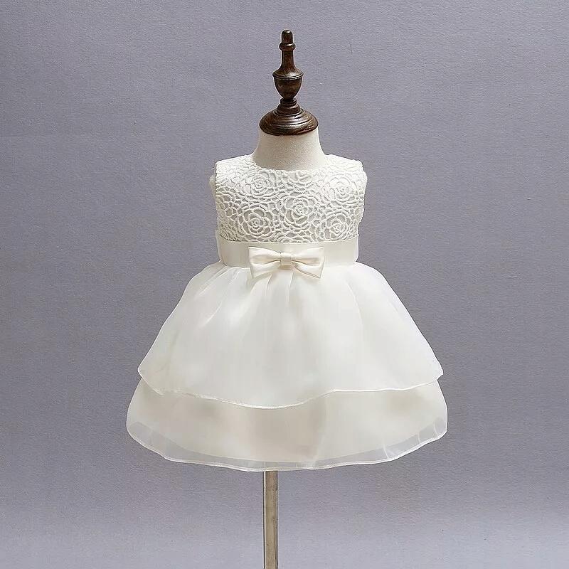 Sukienka dla dziewczynki - chrzest, urodziny 62/68
