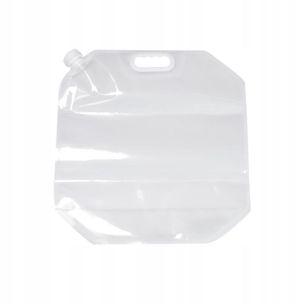 Wiadro składane na zewnątrz 15L Pojemnik na wodę