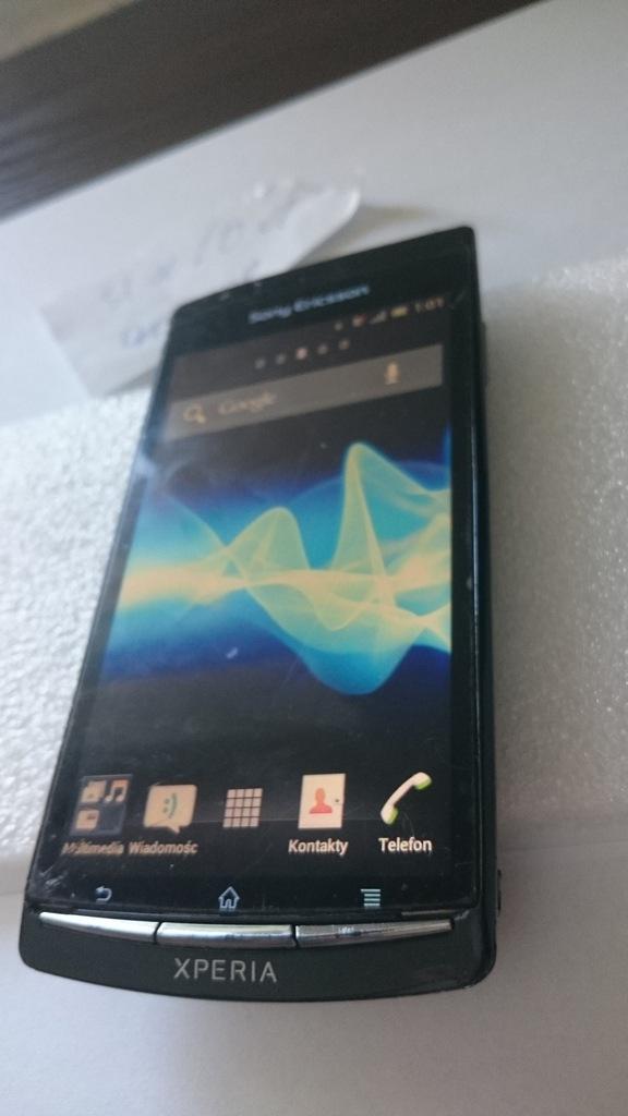 Sony Xperia Arc S Fv23 Sklep Firma Gwara Naj 6918197716 Oficjalne Archiwum Allegro