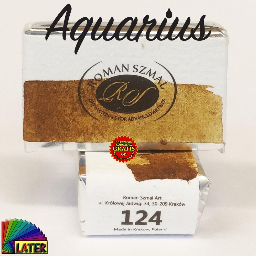 Cyprus raw umber brownish akwarela Aquarius 124