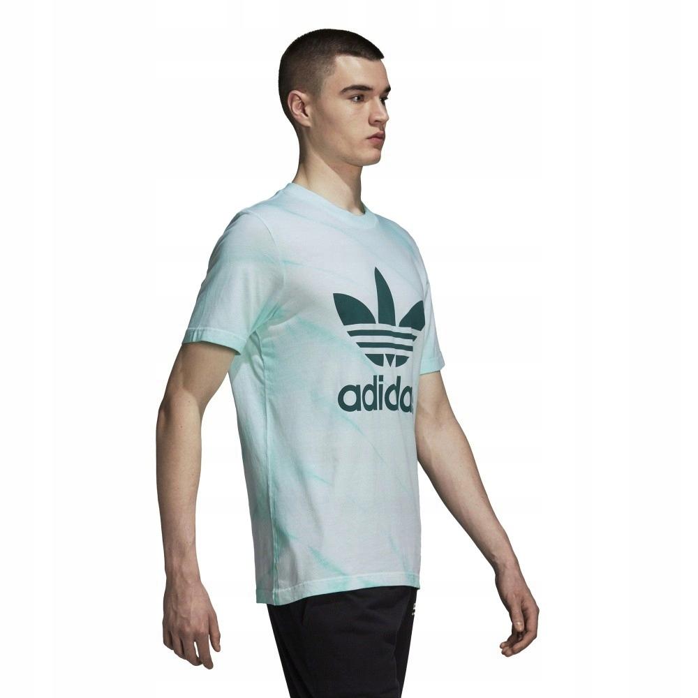 Koszulka adidas Originals Tie Dye DJ2714 XL niebie