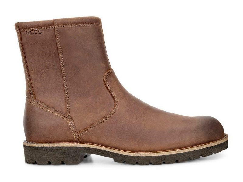 Ecco Jamestown Cocoa Brown Drago (51121402482) 45