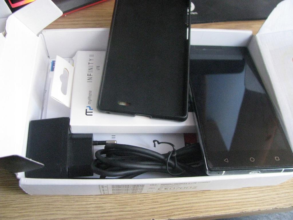 Myphone Infinity Ii Lte Uzywany Szklo Etui La 8604627983 Oficjalne Archiwum Allegro