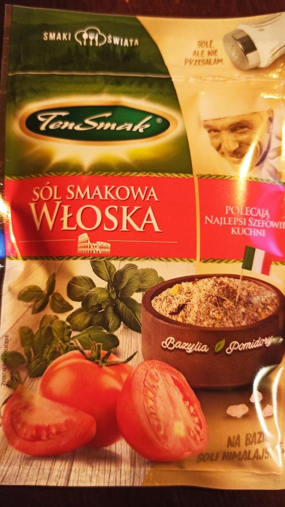 Sól smakowa włoska 50 g TenSmak