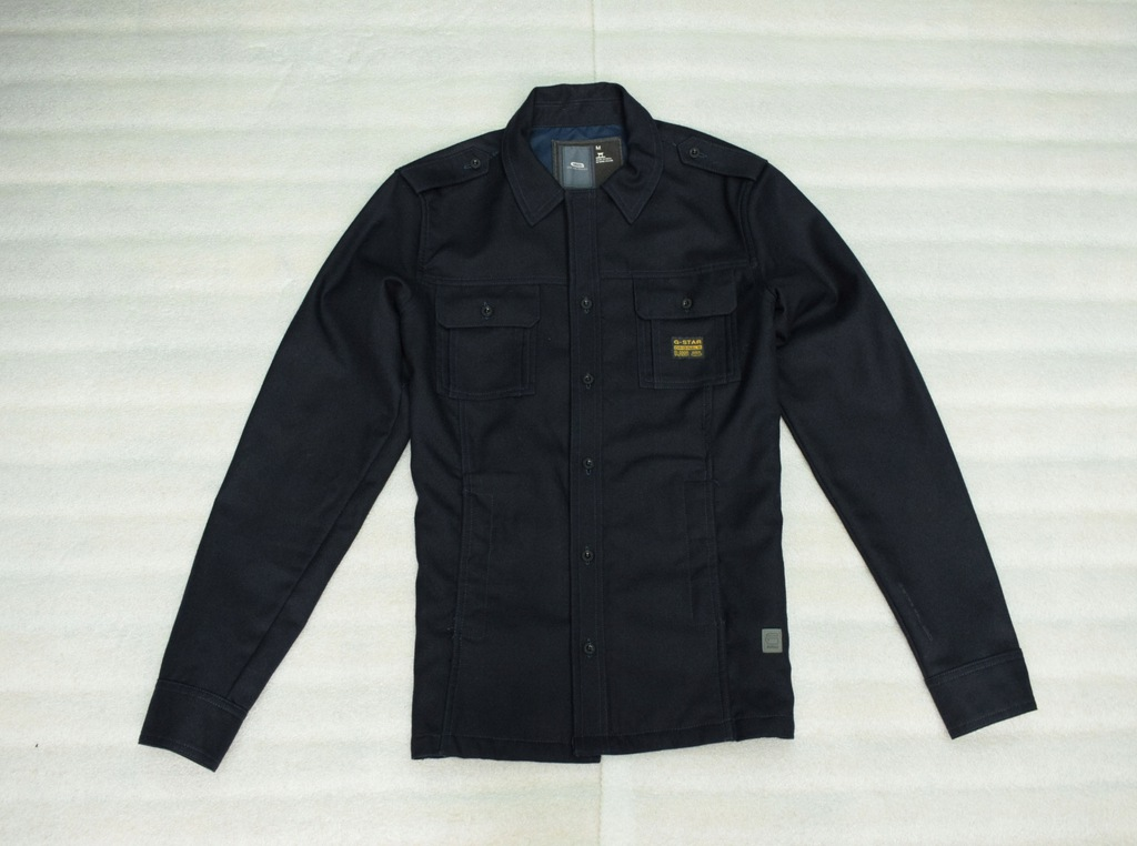 G-STAR RAW OVERSHIRT WOOL BDB S/M.,