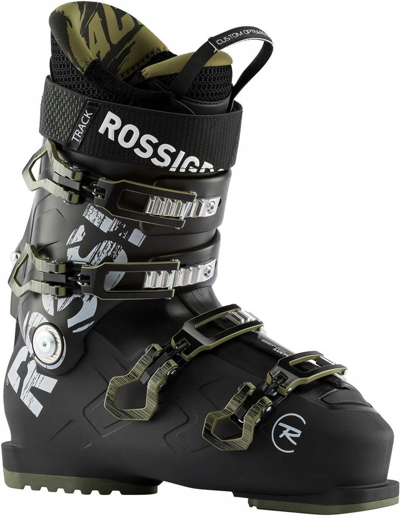Buty narciarskie Rossignol Track 110 Czarny 28/28.