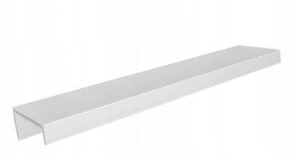 Uchwyt krawędziowy aluminium 286 mm