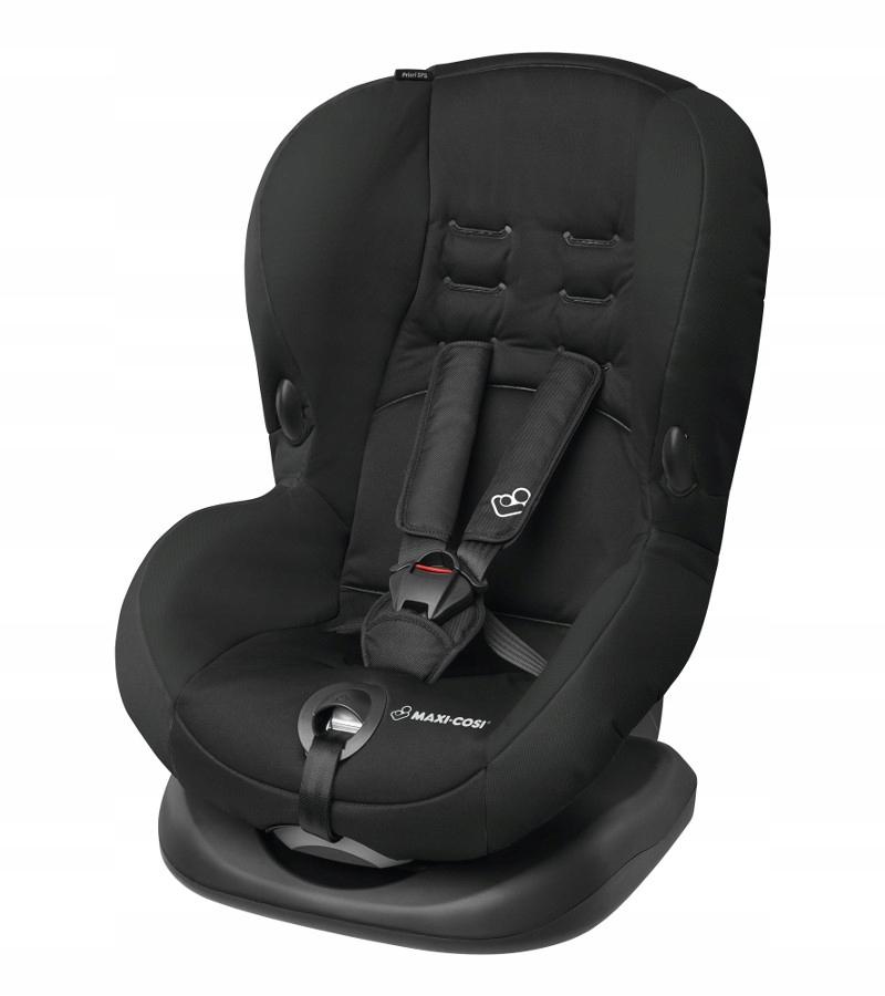 MAXI COSI Fotelik samochodowy Priori SPS Black