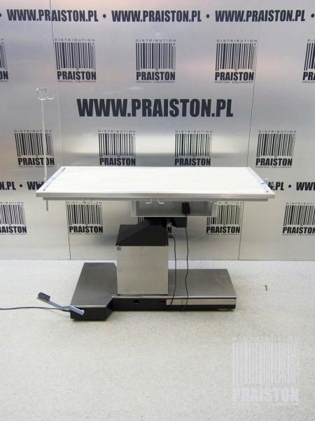 Stół zabiegowo chirurgiczny weterynaryjny PRAISTEC