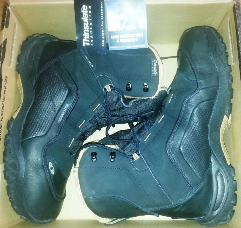 salomon chill out buty