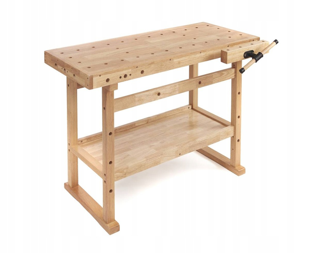 Stół stolarski Westfalia warsztatowy z imadłem