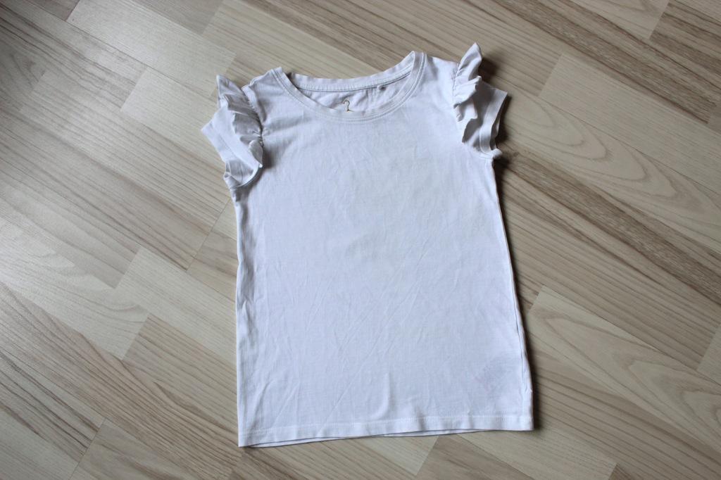 Next bluzeczka falbanki 110