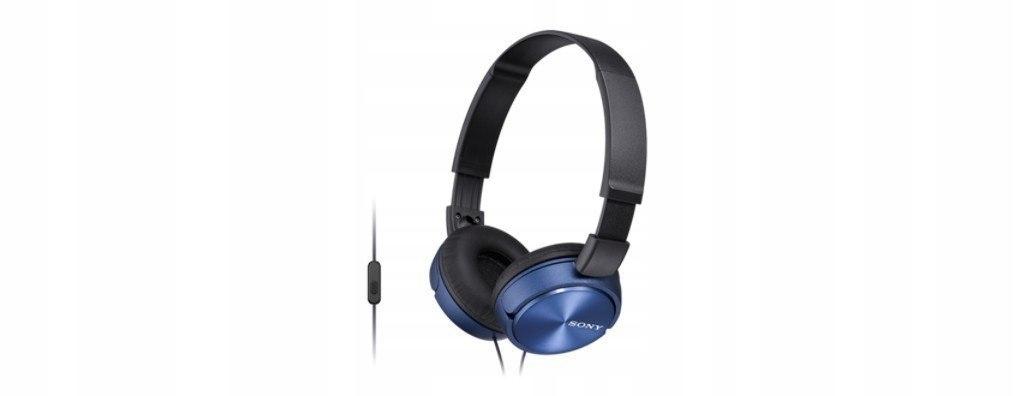 Sony ZX series MDR-ZX310AP Headband/On-Ear, 3.5 mm