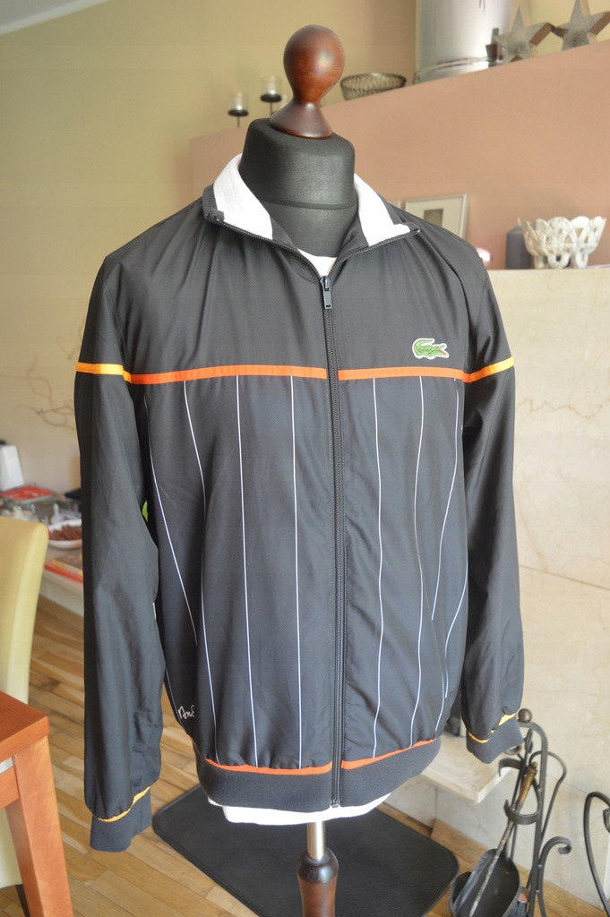 LACOSTE DRES KOMPLET ANDY RODDICK -60%