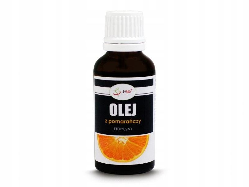 Olejek pomarańczowy eteryczny 30ml