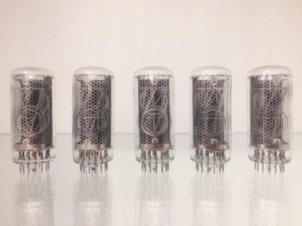 Lampy NIXIE LC-631 Dolam, odpowiednik Z566M