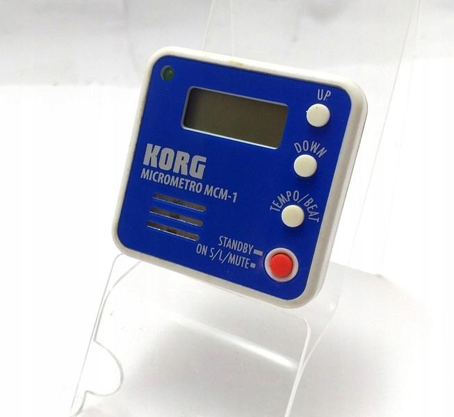 KORG MICROMETRO MCM-1 METRONOM