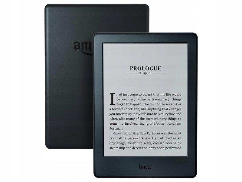 Czytnik e - book Kindle 8 2016 E-READER SY69JL 4GB