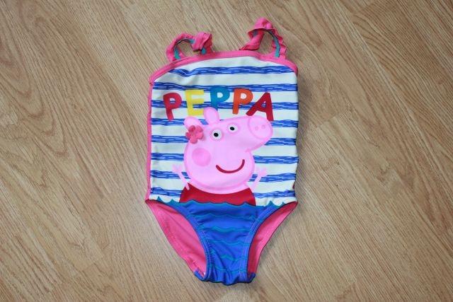 Tu - Peppa Pig Strój Kąpielowy Rozm.74-80cm