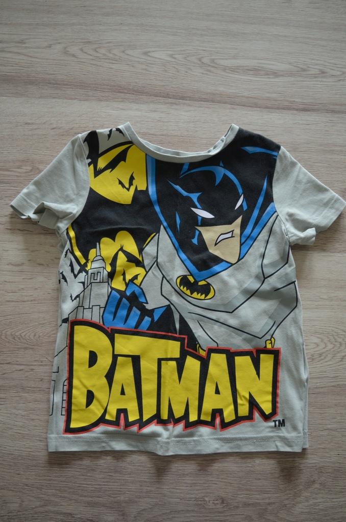 T-shirt koszulka BATMAN 110 C&A j.nowa