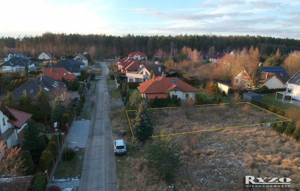 Działka, Dołuje, Dobra (Szczecińska) (gm.)660 m²