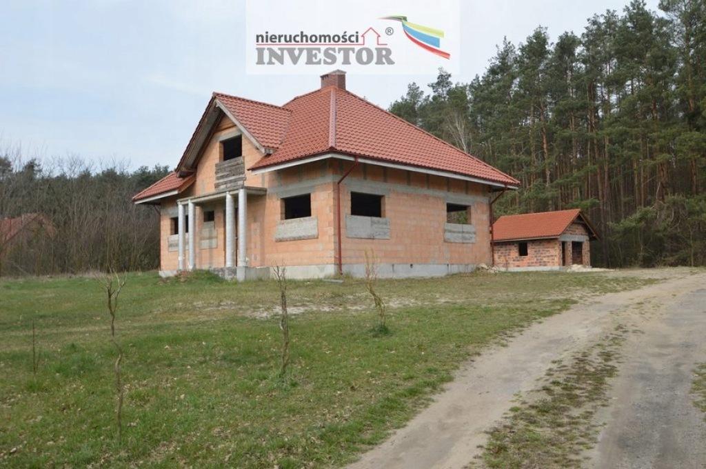Dom, Bierutów, Bierutów (gm.), 200 m²