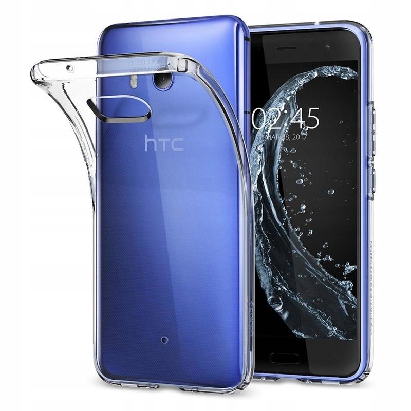 SPIGEN LIQUID CRYSTAL OBUDOWA COVER - HTC U12 PLUS