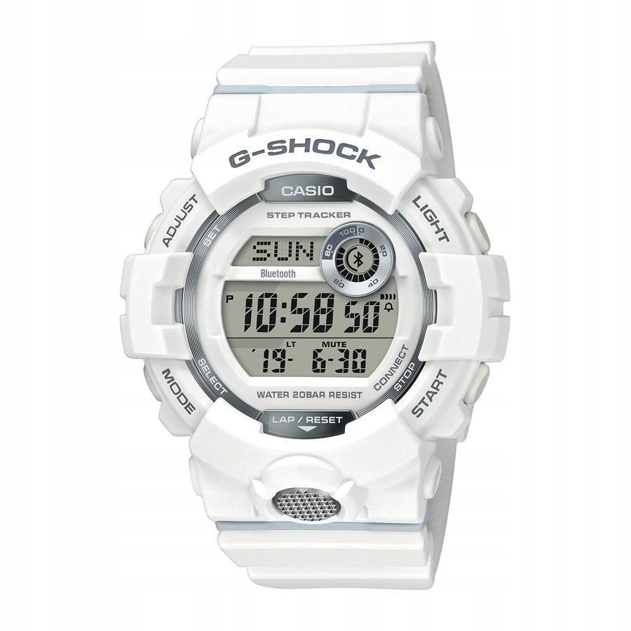 Zegarek MĘSKI Casio G-Shock GBD-800-7 KROKOMIERZ