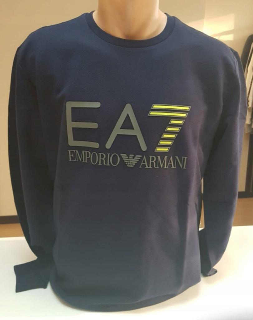 EA7 EMPORIO ARMANI BLUZA NOWA roz XL