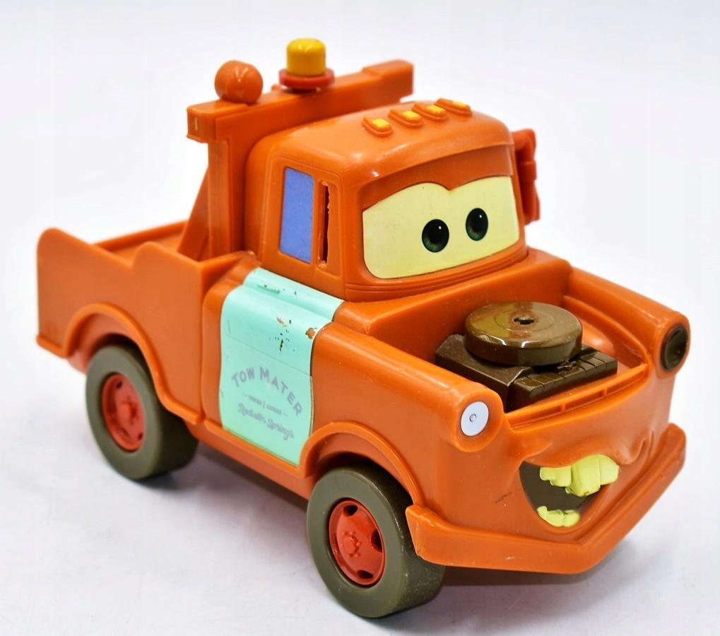 5872-43 ...DISNEY CARS... m#k SAMOCHOD ZLOMEK