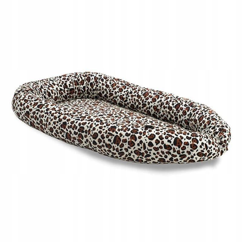 Jollein - Gniazdko niemowlęce Leopard Natural