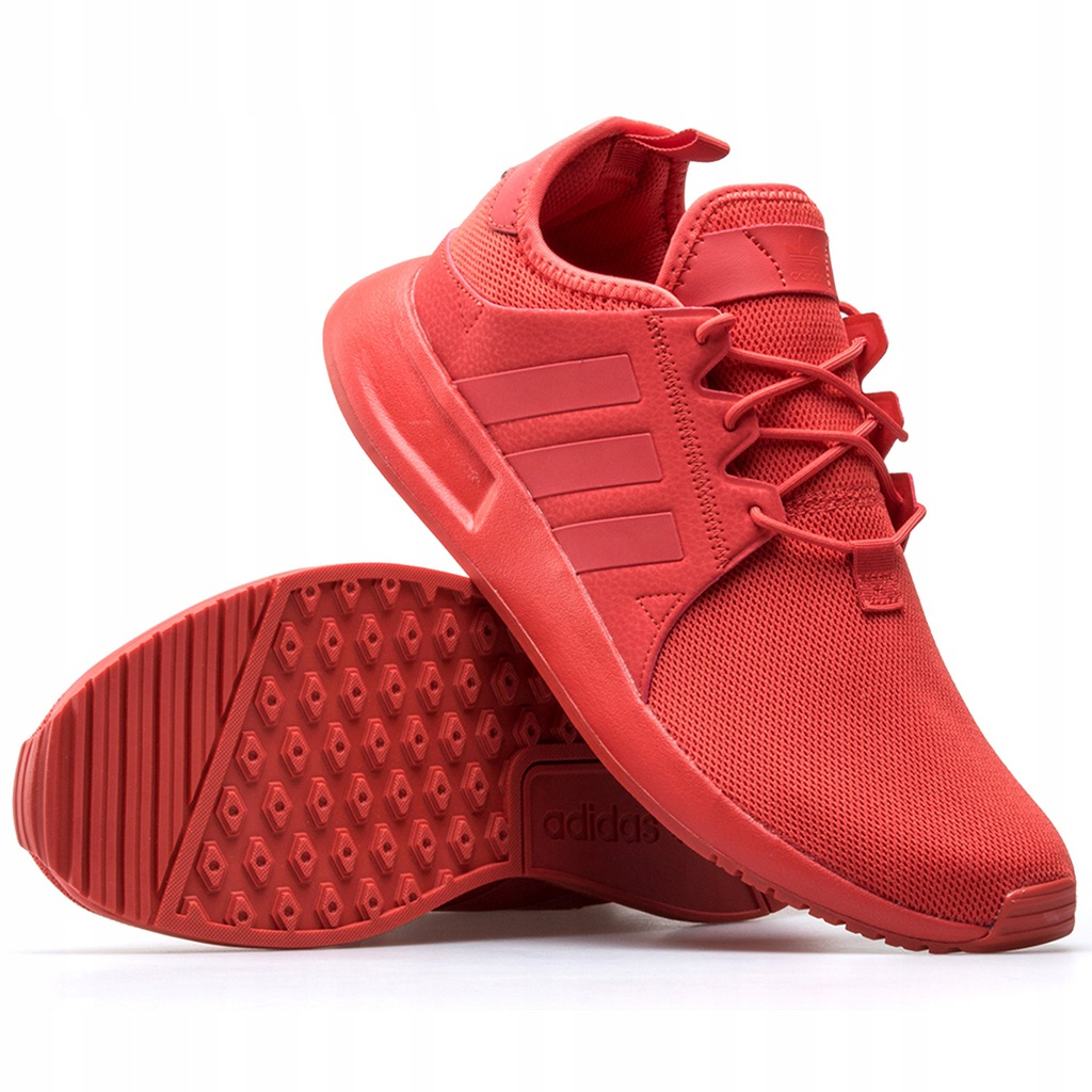 Buty męskie sneakersy adidas Originals X_Plr BY9259 CZERWONY