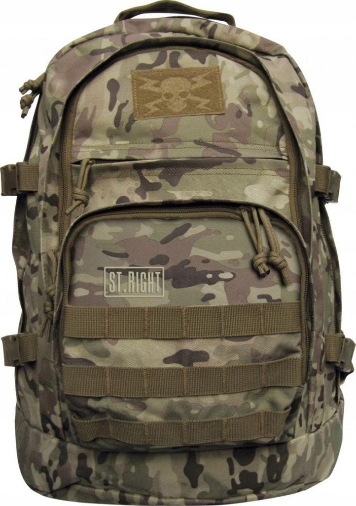 Plecak 2-komorowy Military Multi Camo