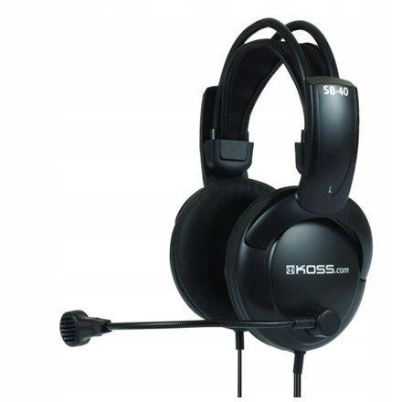 Koss Headphones SB40 Headband/On-Ear, 3.5mm (1/8 i