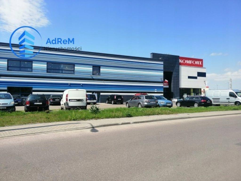 Komercyjne, Bielsk Podlaski (gm.), 1200 m²
