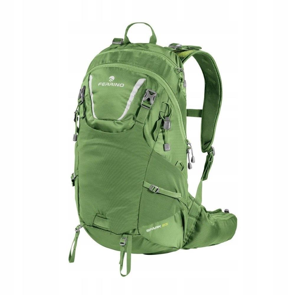 Plecak sportowy FERRINO Spark 23 - Kolor Zielony