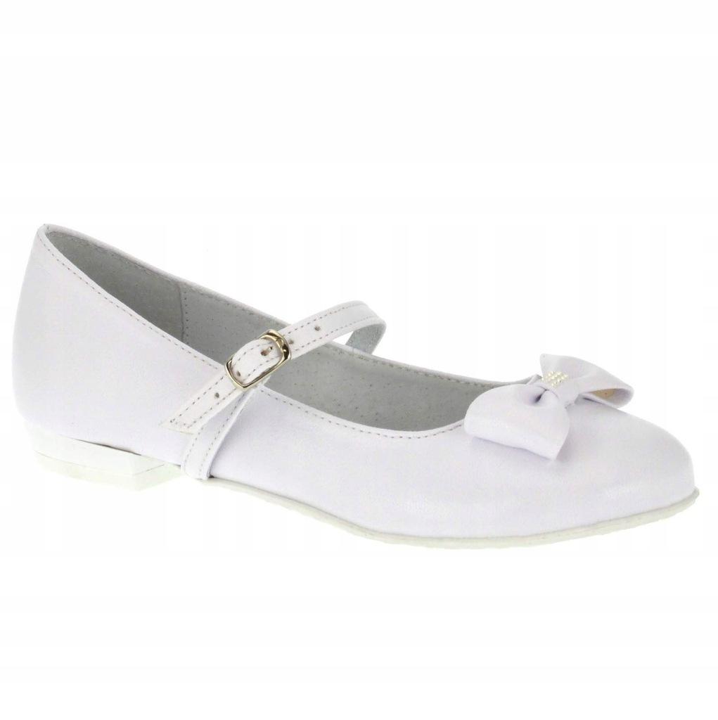 Buty komunijne dla dzieci Zarro 2371 r.31