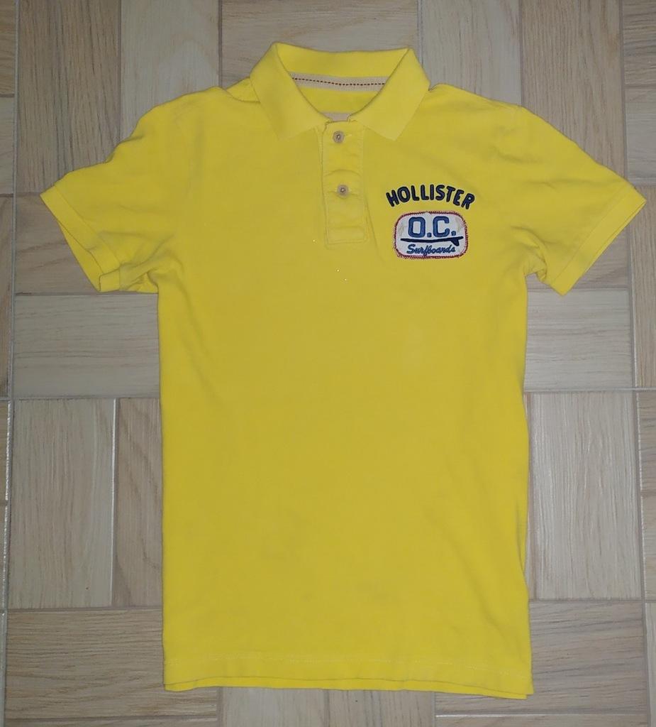 Koszulka Polo Hollister r. S
